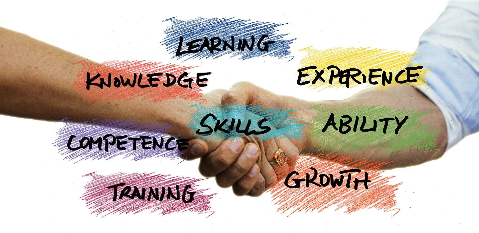 Skills gaps: Strategise, identify and analyse